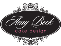 Amy Beck Cake Design logo